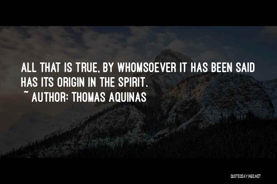 Thomas Aquinas Quotes 1997524