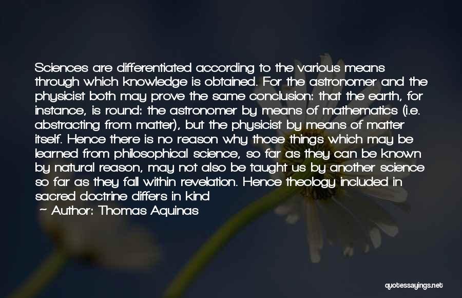 Thomas Aquinas Quotes 276688