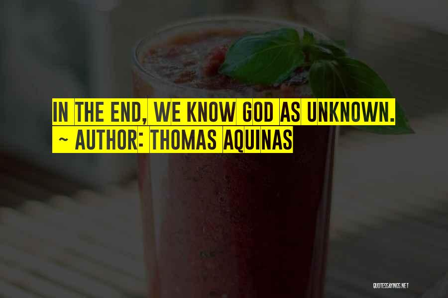 Thomas Aquinas Quotes 339919