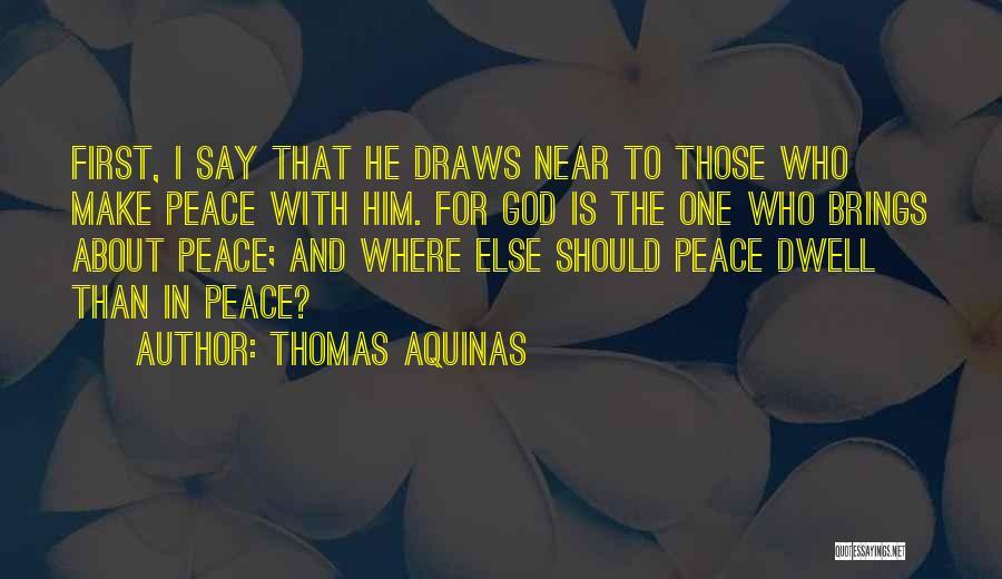 Thomas Aquinas Quotes 340295