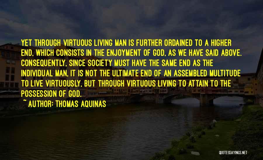 Thomas Aquinas Quotes 373529