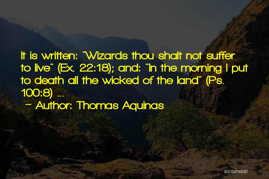 Thomas Aquinas Quotes 692411