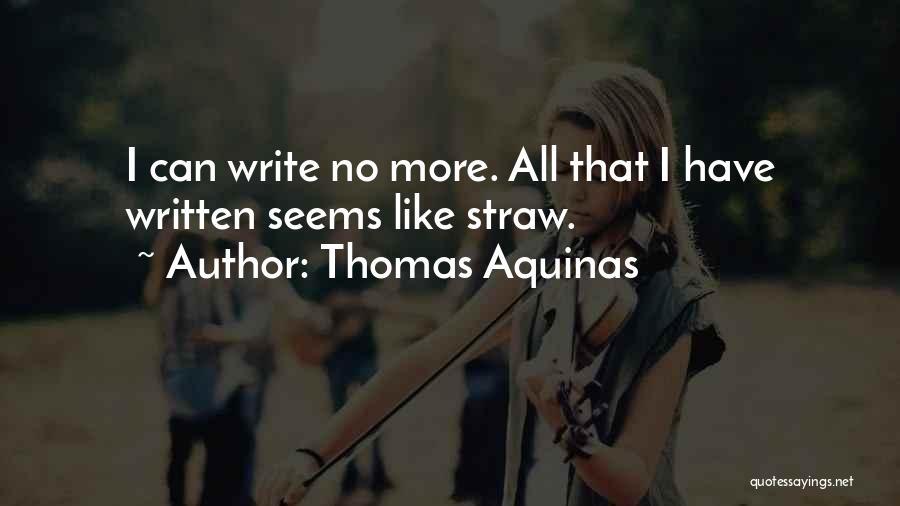 Thomas Aquinas Quotes 723442