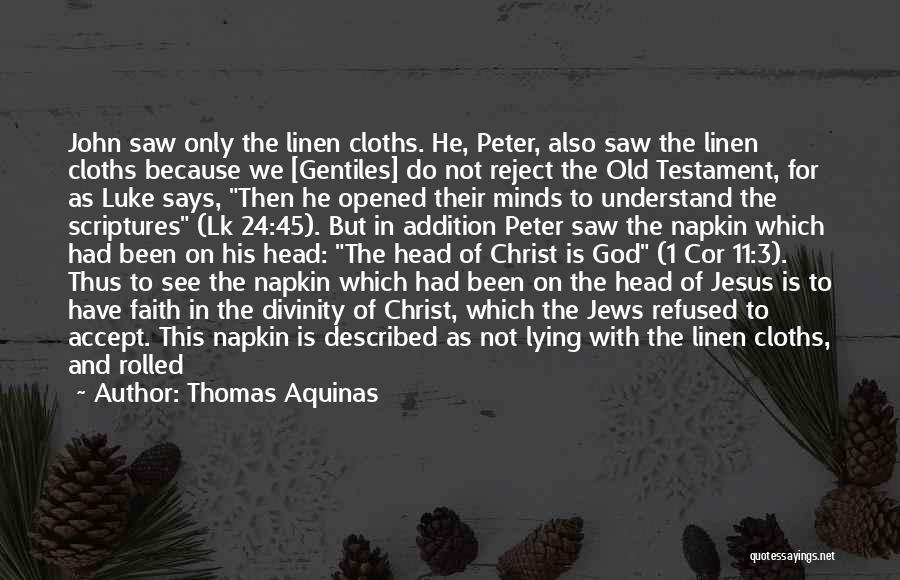 Thomas Aquinas Quotes 992672