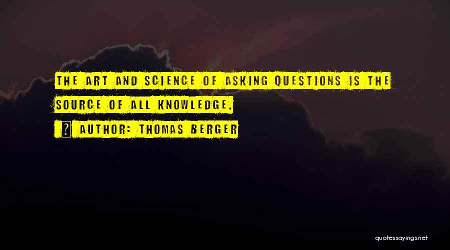 Thomas Berger Quotes 1200912