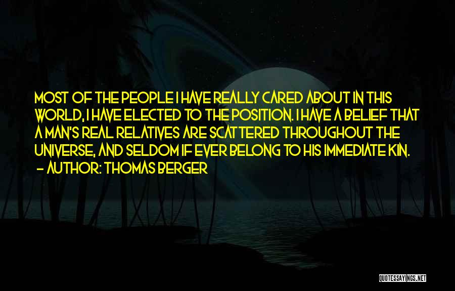 Thomas Berger Quotes 2046982