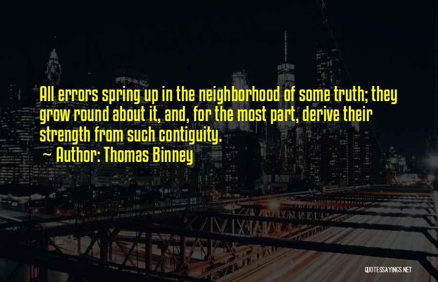 Thomas Binney Quotes 1498431