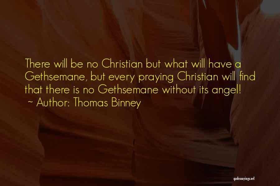 Thomas Binney Quotes 280585