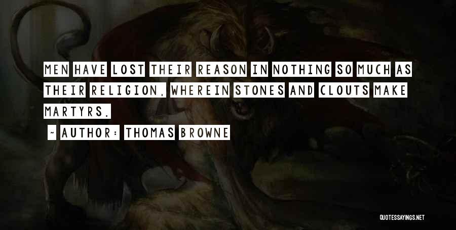 Thomas Browne Quotes 1112228
