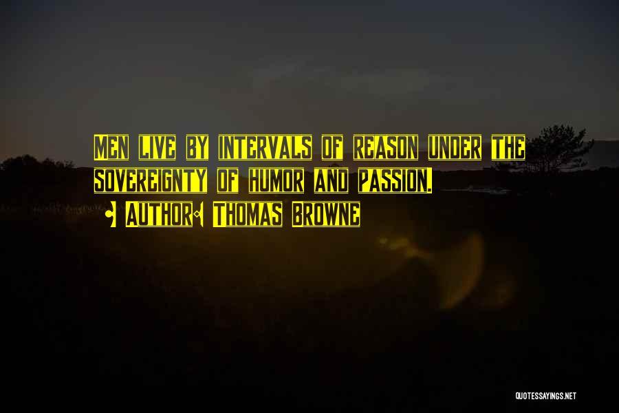 Thomas Browne Quotes 1253479