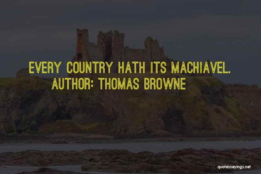 Thomas Browne Quotes 1338805