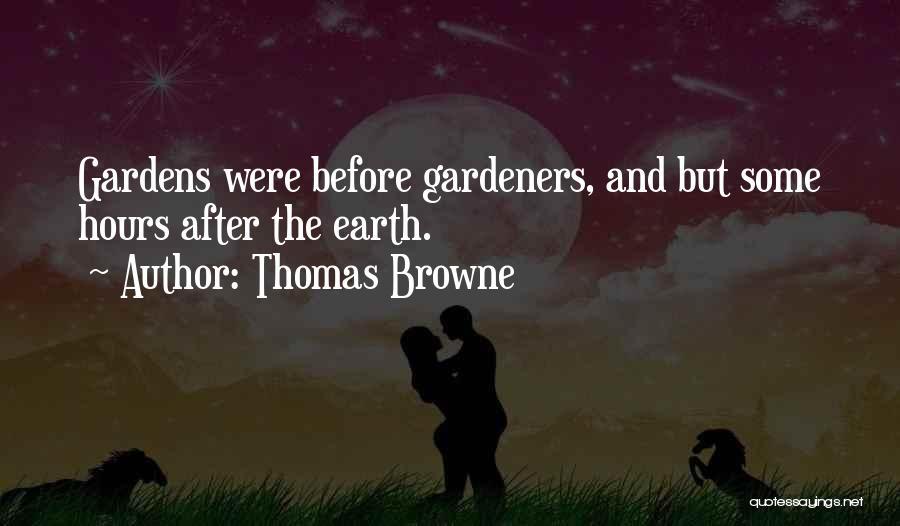 Thomas Browne Quotes 1351432