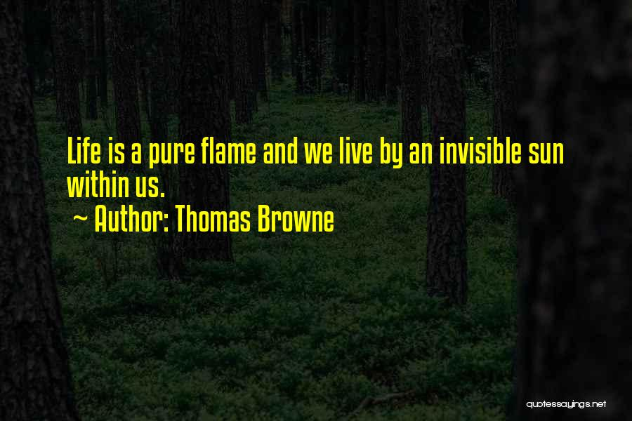 Thomas Browne Quotes 1364233