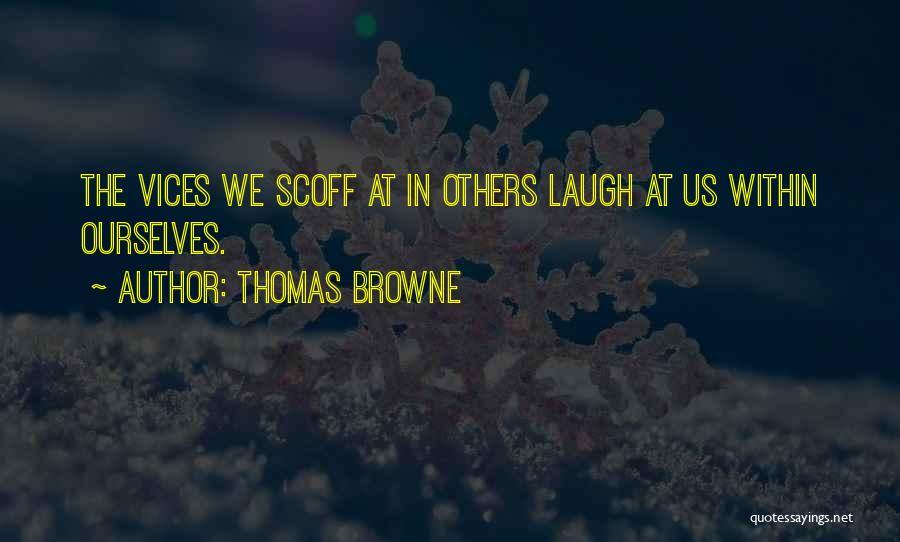 Thomas Browne Quotes 1415725