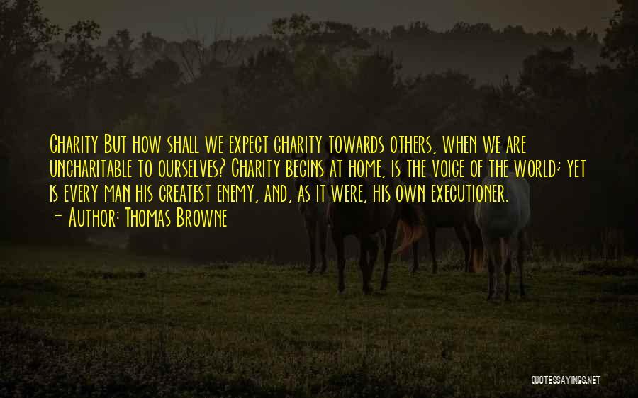 Thomas Browne Quotes 1440227
