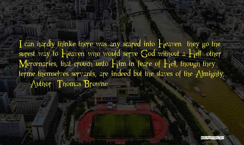 Thomas Browne Quotes 145237