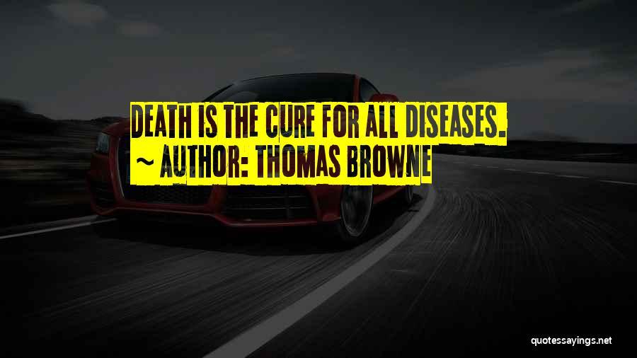 Thomas Browne Quotes 1537141
