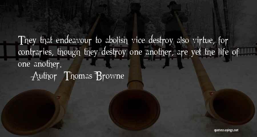 Thomas Browne Quotes 1656158