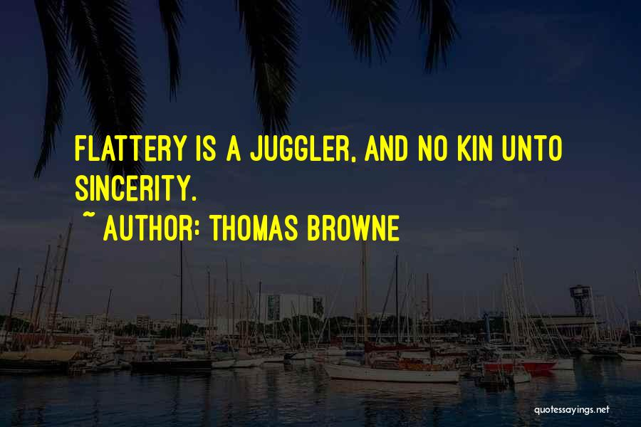 Thomas Browne Quotes 1873449