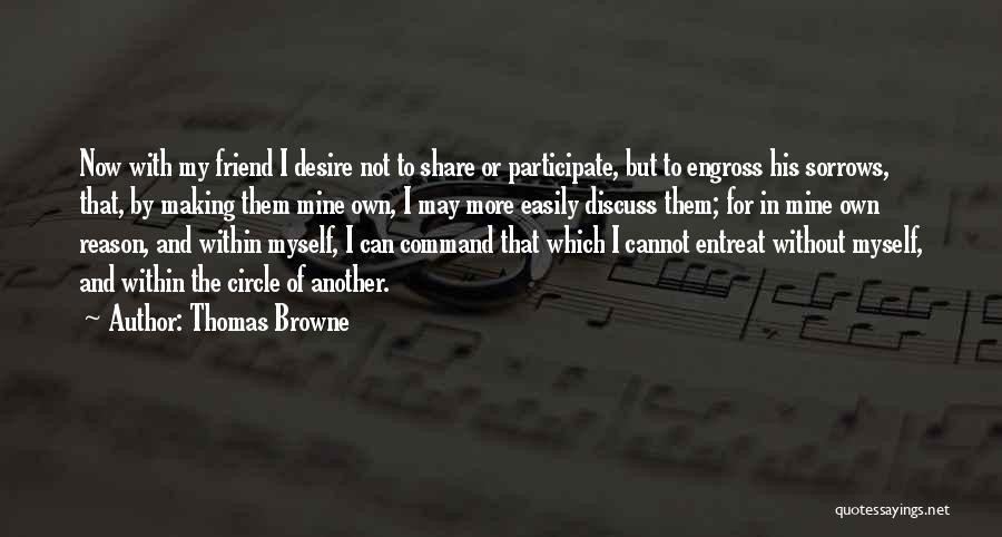 Thomas Browne Quotes 1884620