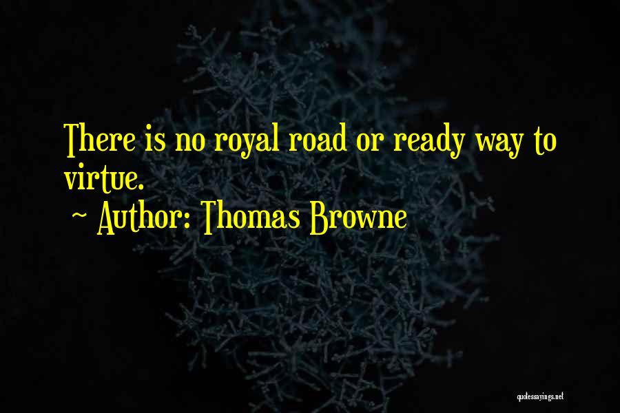 Thomas Browne Quotes 1942889