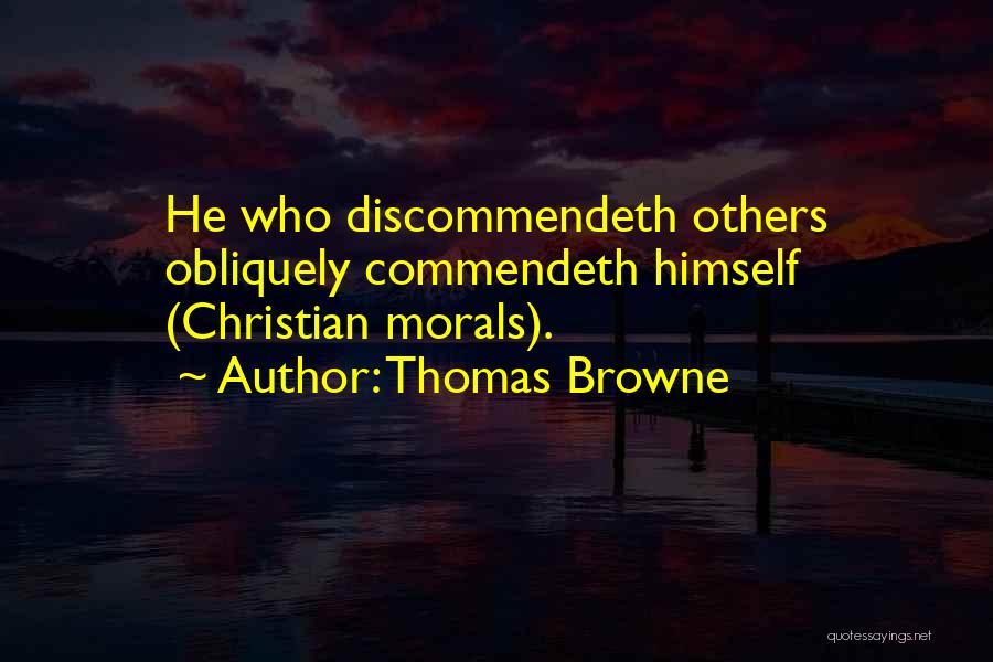Thomas Browne Quotes 1950371