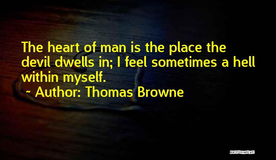 Thomas Browne Quotes 1990167