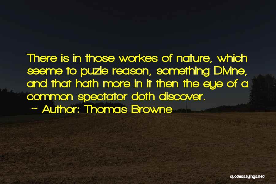 Thomas Browne Quotes 199717