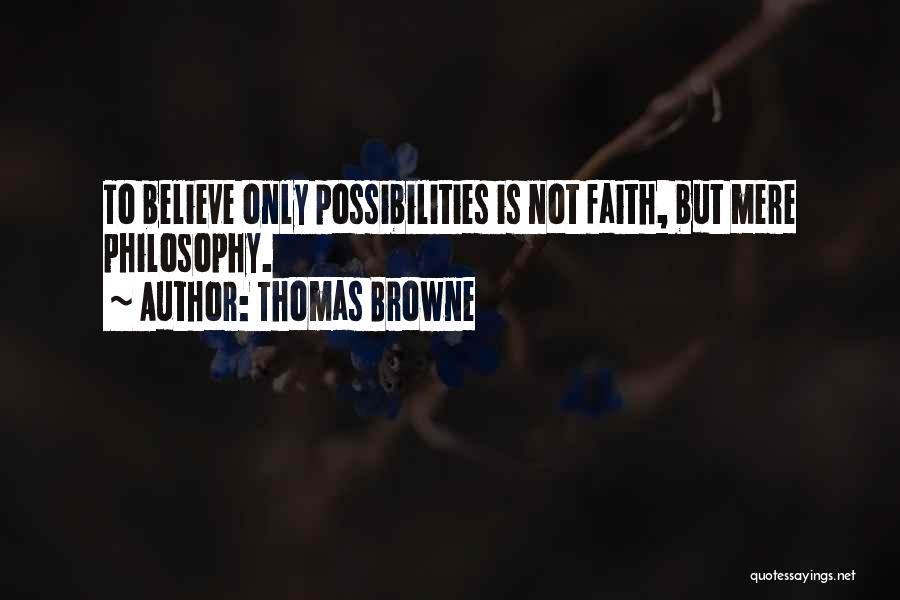 Thomas Browne Quotes 200418