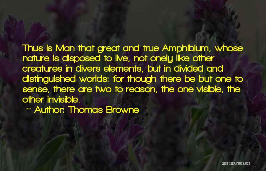 Thomas Browne Quotes 2207523