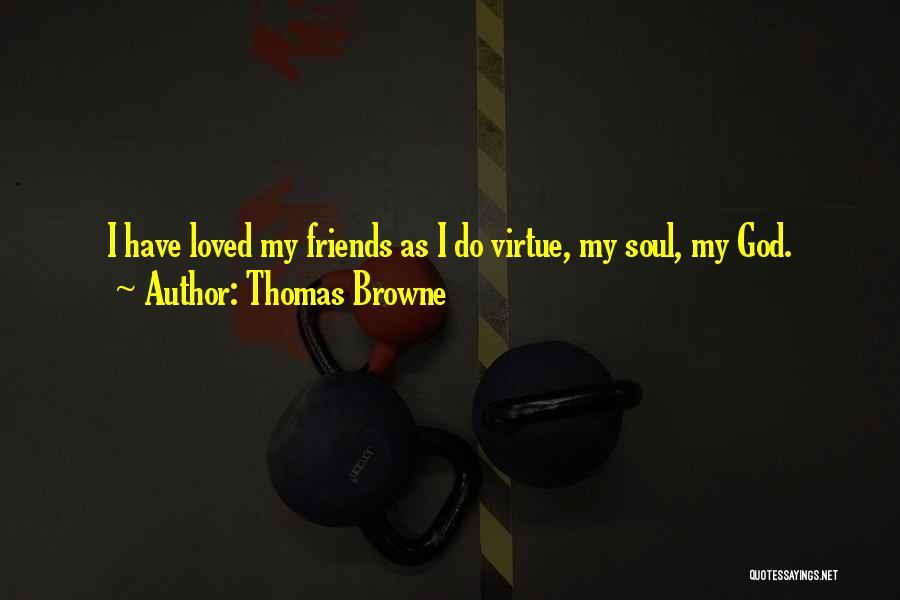 Thomas Browne Quotes 301239