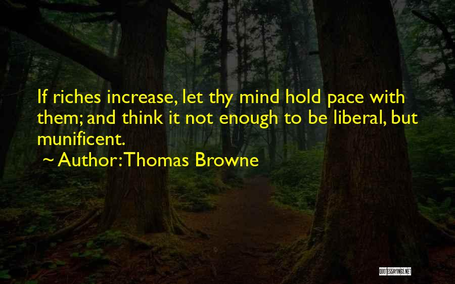 Thomas Browne Quotes 410217