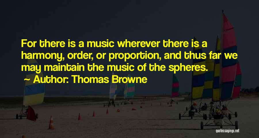 Thomas Browne Quotes 567765