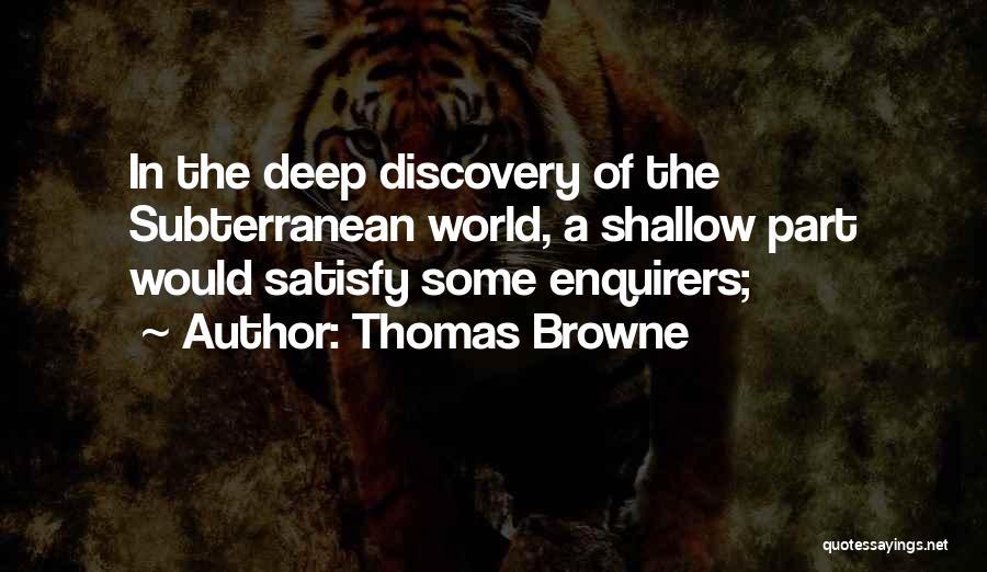 Thomas Browne Quotes 686022