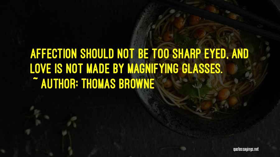 Thomas Browne Quotes 806705