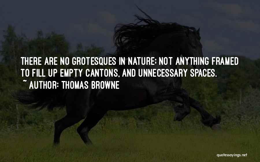Thomas Browne Quotes 831624