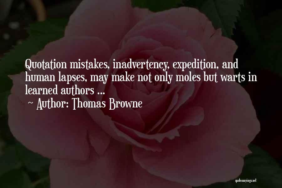 Thomas Browne Quotes 898322