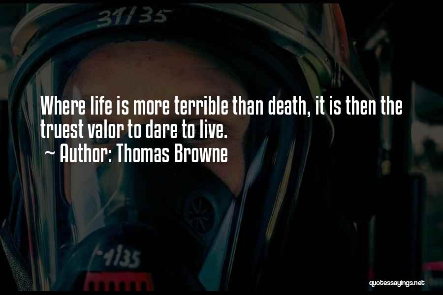 Thomas Browne Quotes 921970