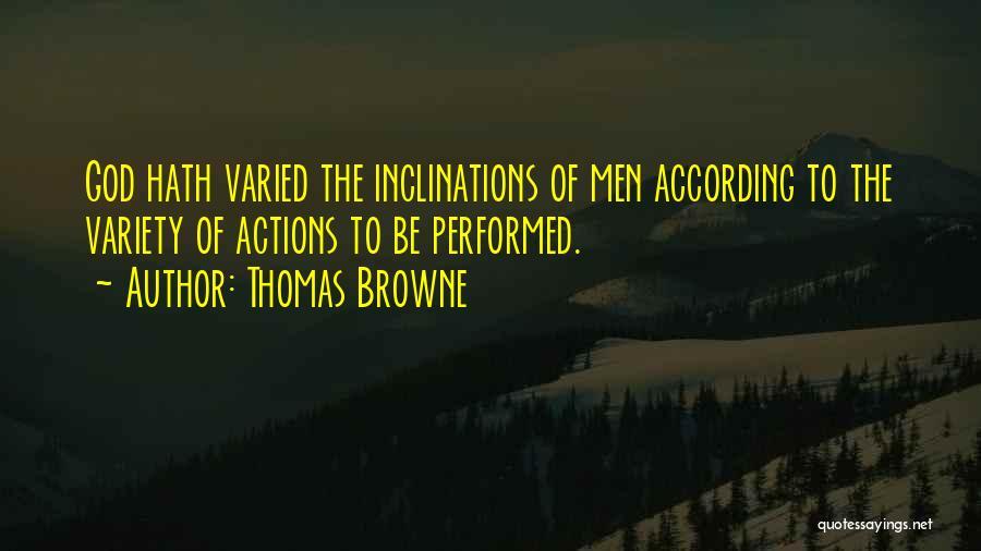Thomas Browne Quotes 932973