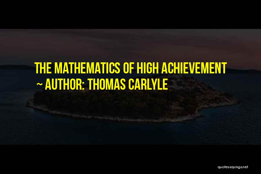 Thomas Carlyle Quotes 1045207