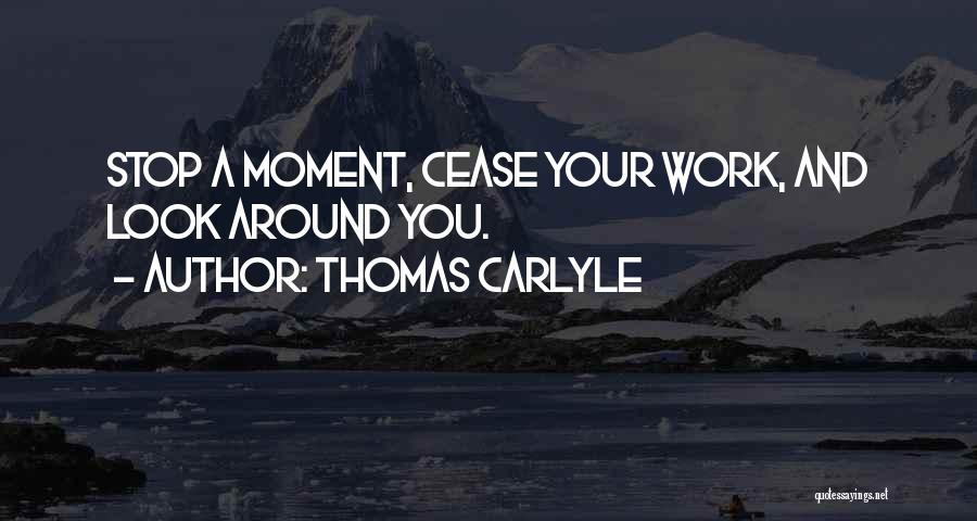 Thomas Carlyle Quotes 1070702