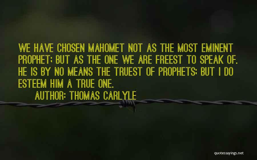 Thomas Carlyle Quotes 1185681