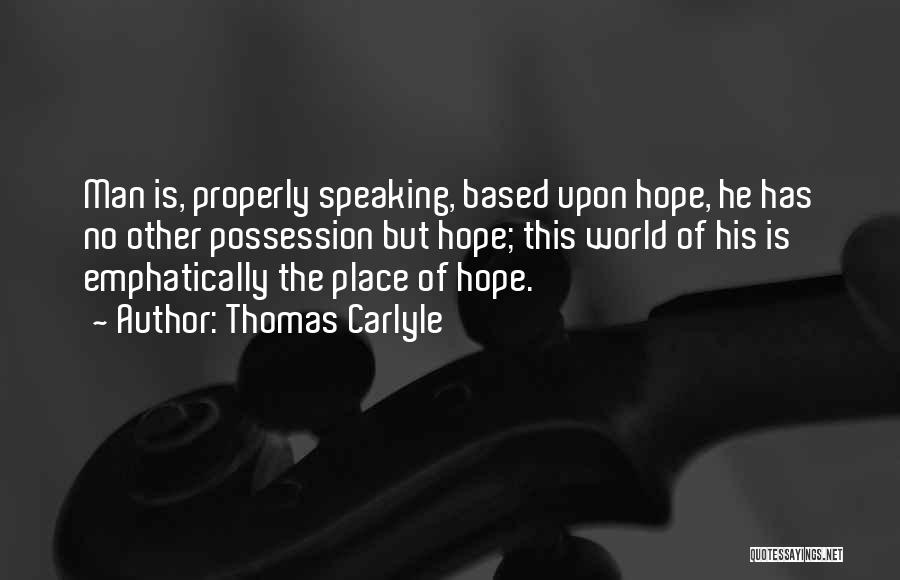 Thomas Carlyle Quotes 1213892