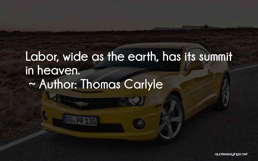 Thomas Carlyle Quotes 1341014