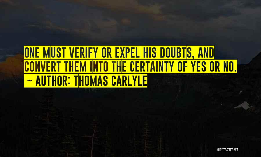 Thomas Carlyle Quotes 1341197