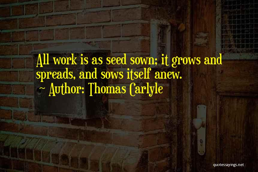 Thomas Carlyle Quotes 1356859