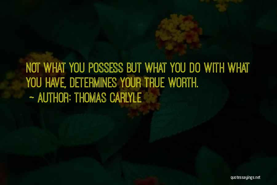 Thomas Carlyle Quotes 1462311