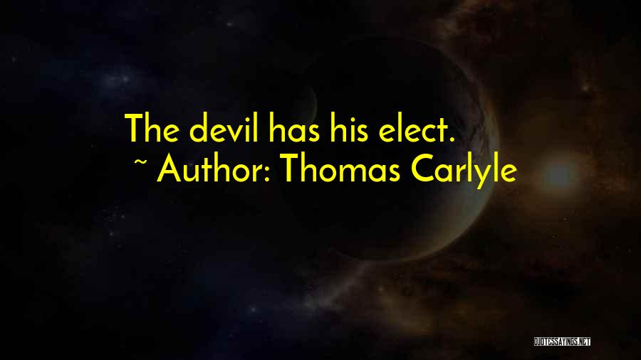 Thomas Carlyle Quotes 1489197