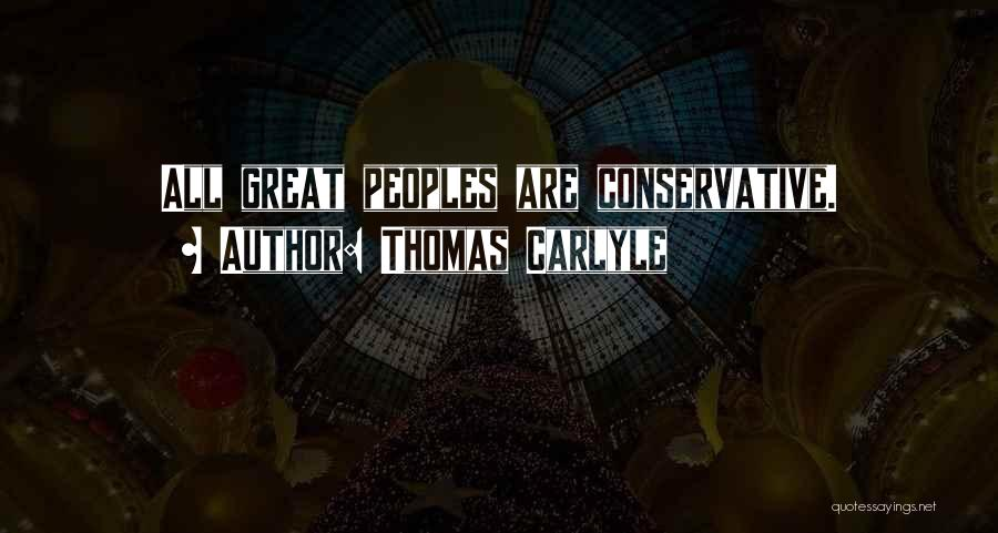 Thomas Carlyle Quotes 1538700