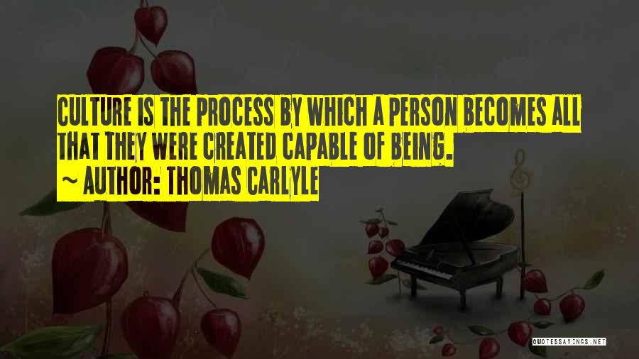 Thomas Carlyle Quotes 1654777